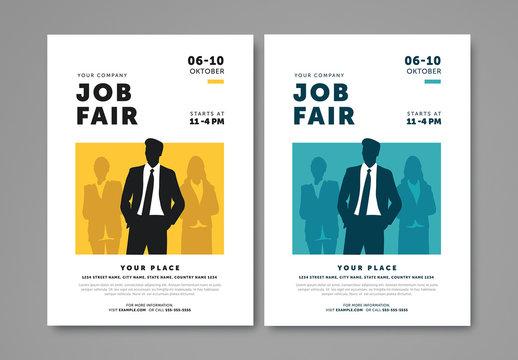 Job Fair Flyer 1
