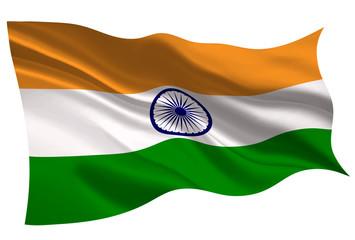 インド  国旗 旗 アイコン