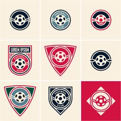 soccer football club logo emblem