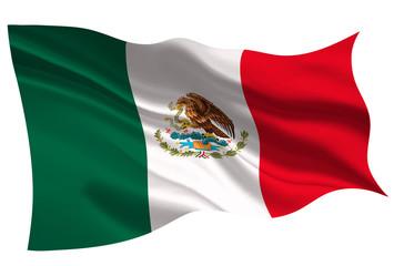 メキシコ  国旗 旗 アイコン