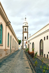 The Church Of San Gines, Arrecife, Lanzarote