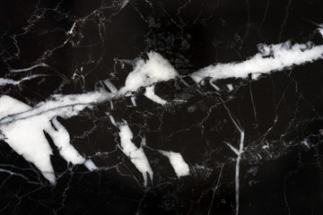black marble texture pattern on high resolution with bore structure line