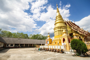 Wat Phra That Duang Deaw, Lamphun Thailand