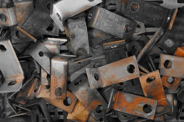 group of spare part