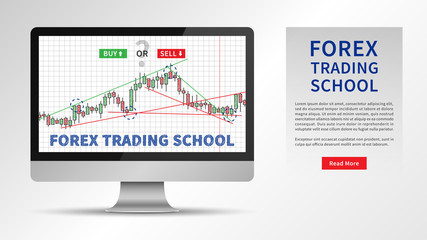 forex trading online school
