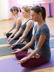 Yoga and mindfulness meditation
