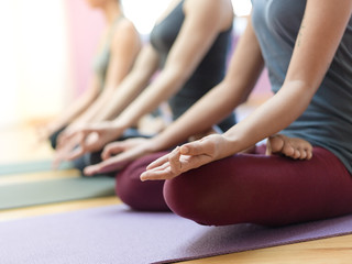 Yoga and mindfulness meditation