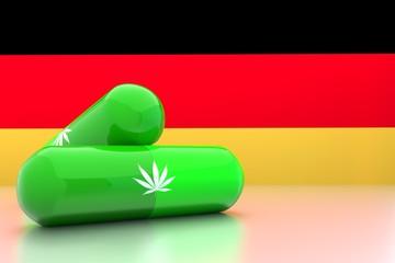 Medical marijuana legalized in Germany