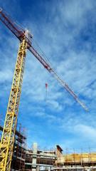 Cantiere edile - costruzione