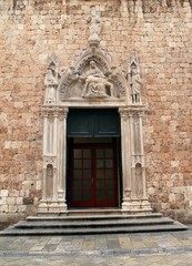 Croatia, Dubrovnik, Franciscan Monastery, now a Museum