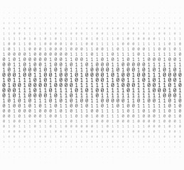 Binary Numbers Texture