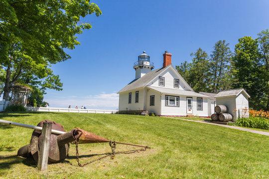 Travers City Michigan Lighthouse