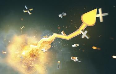 Kursexplosion