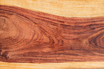 Wood texture Background nature detail for decorative furniture, Xylia xylocarpa Taub
