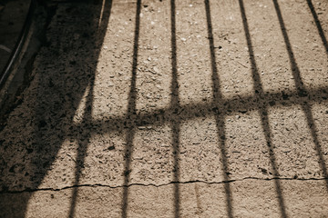 Shadow abstract