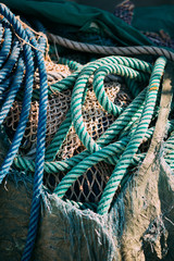 Details of different navy ropes
