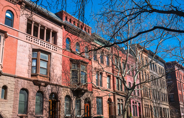 Mount Morris Park Historic District, Harlem, NYC
