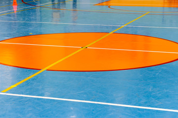 markup coatings multi-purpose sports complex