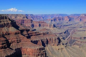 Panoramic view of Grand Canyon, Arizona, USA
