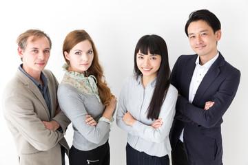 グローバル集団イメージ
