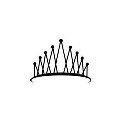 diadem icon. Jewelry Icon. Premium quality graphic design. Signs, outline symbols collection, simple icon for websites, web design, mobile app