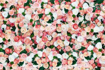 Floral background patter