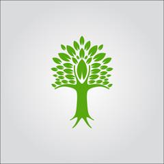 Tree Logo Template Vector Icon