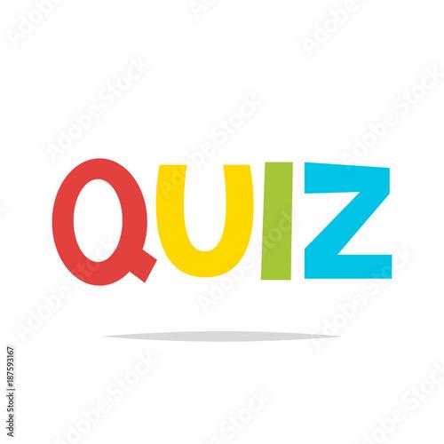Quiz word vector