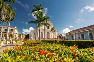 Trinidad, Cuba, Church of the Holy Trinity (Iglesia de la Santisima Trinidad)