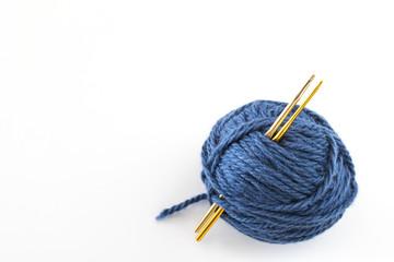 編み物 毛糸玉
