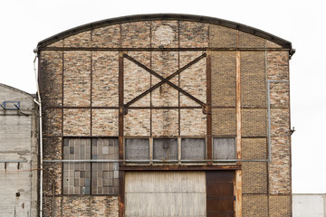 Old Industrial Building