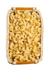 Traditional Italian pasta cavatappi