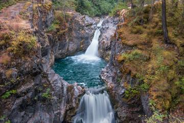 The Little Qualicum Falls