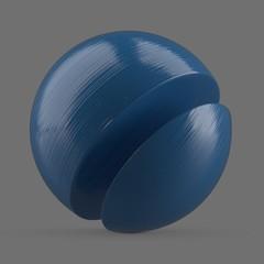Wet blue resin