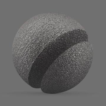 Rough grey metal
