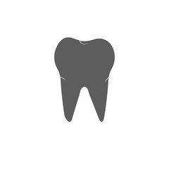 tooth icon. Human organs element icon. Premium quality graphic design icon. Baby Signs, outline symbols collection icon for websites, web design, mobile app