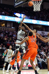 NCAA Basketball: Virginia Tech at Wake Forest