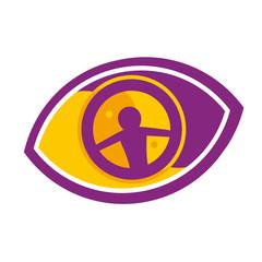 spiritual eye sign