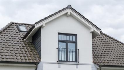 Fenster eines Hauses