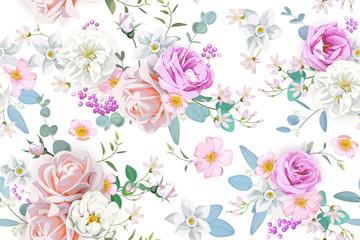 Spring seamless pattern 3