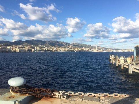 Porto di Messina Marittima - Stretto di Messina