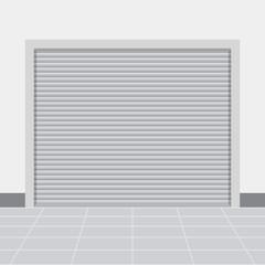Roller Warehouse Shutter Doors