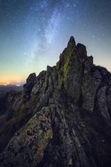 Voie Lactée Montagne, Puy de Sancy, Auvergne, France