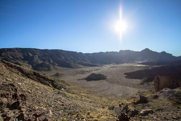 Teide National Park on Tenerife