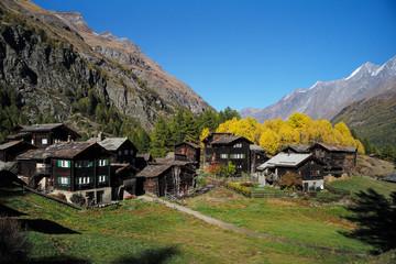 Switzerland Zermat Matterhorn