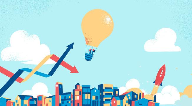 Idee e visione di business