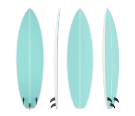 Surfboard Isolated