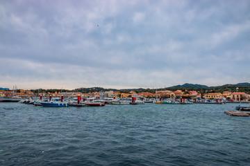 Le port de Le Brusc à Six-Fours-les-Plages