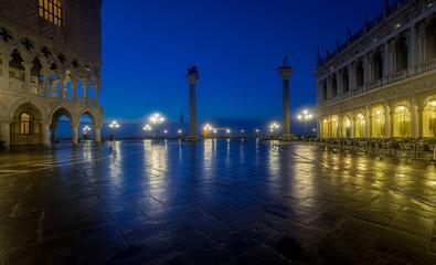 Notte veneziana, Venezia