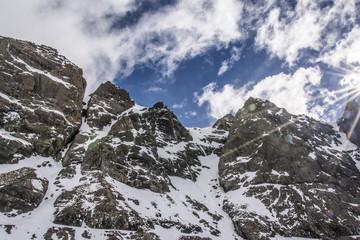 Antuco's Mountains